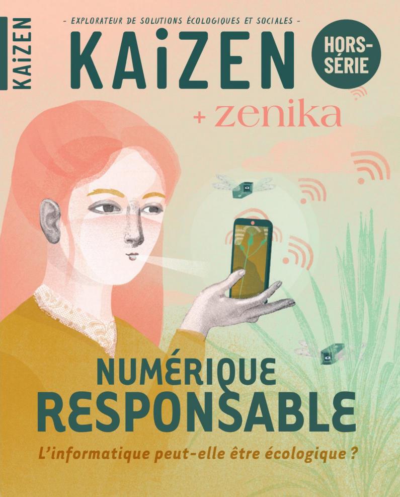 Couverture du hors-série Kaizen-Zenika
